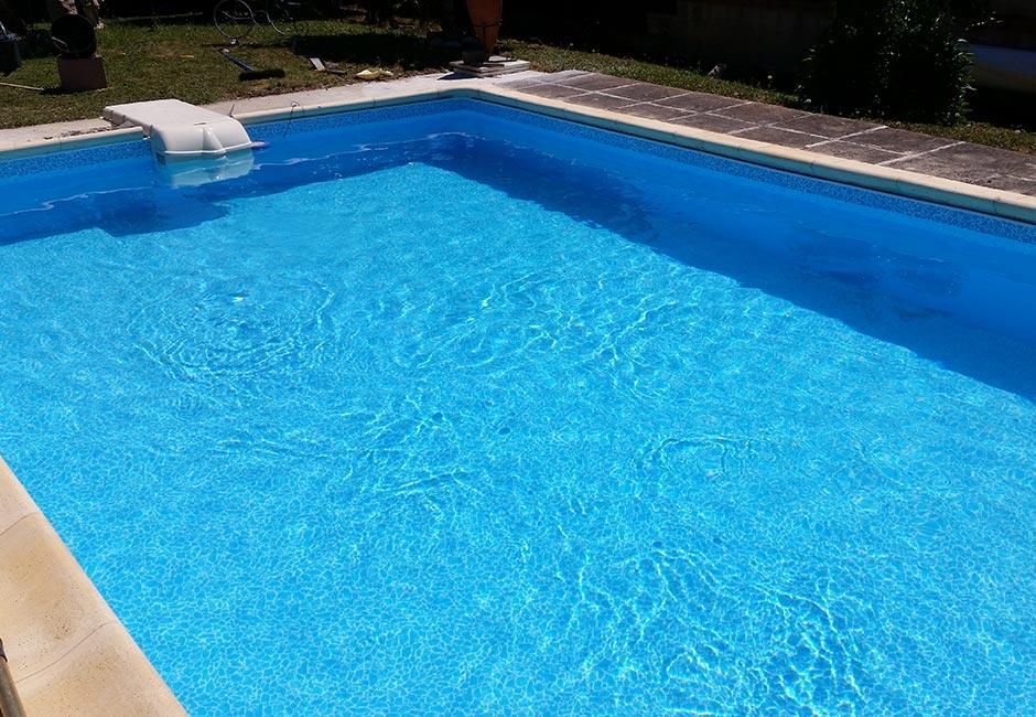 R alisations photos des piscines bois r alis es autour for Piscine toulouse