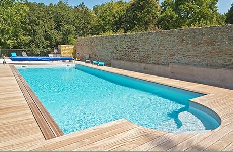 R novation ou remplacement du liner de votre bassin toulouse for Remplacement liner par resine piscine